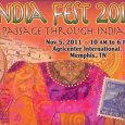 'India Fest 2011' will showcase at Agricenter International on Saturday, November 5th 2011.