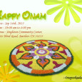 Memphis Malayalees will be celebrating 2013 Onam at