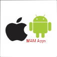 MAM Android and iPhone apps are released for member convenience!