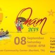 This event is canceled Dear Friends, Join us on Saturday, September 8, 2018 to celebrate one of the key events on the Memphis Malayalees calendar – Onam!